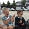 Loving the ice-creams!