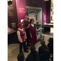 Lady Godiva and Leofric Earl of Mercia