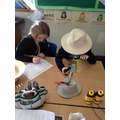 Examining real Egyptian artefacts