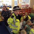 A new officer!