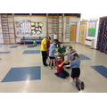 Our 'Toy Story' dance in PE