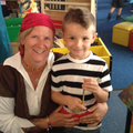 My mum is a pirate too!