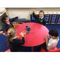 We learnt that forces make objects move
