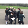 Playing 'Oranges and Lemons'