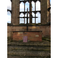 The beautiful ruins of Coventry cathedral