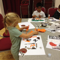We created our own collages