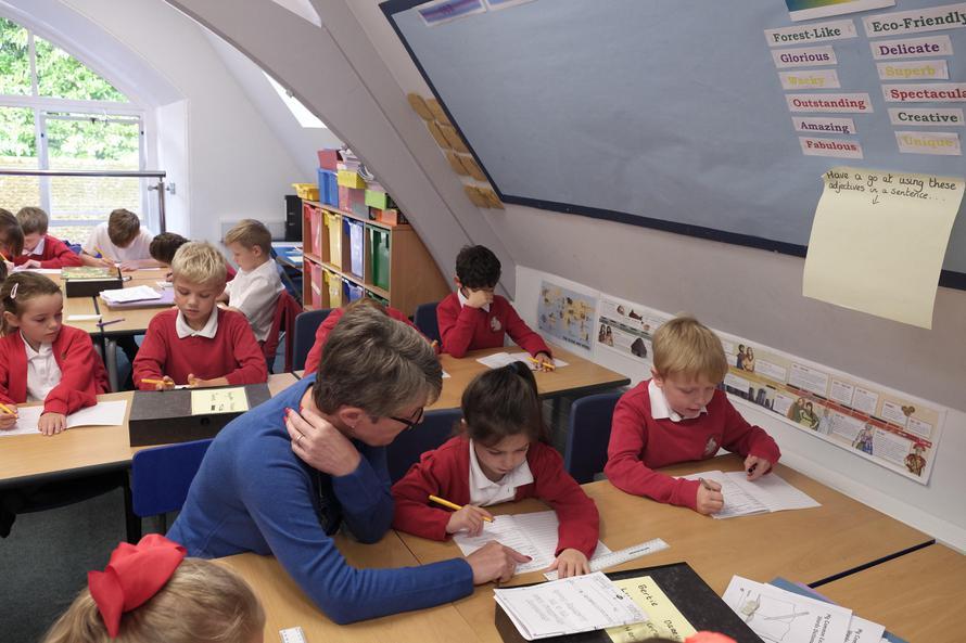 Mrs Nicklin Teaching Assistant Y3/4