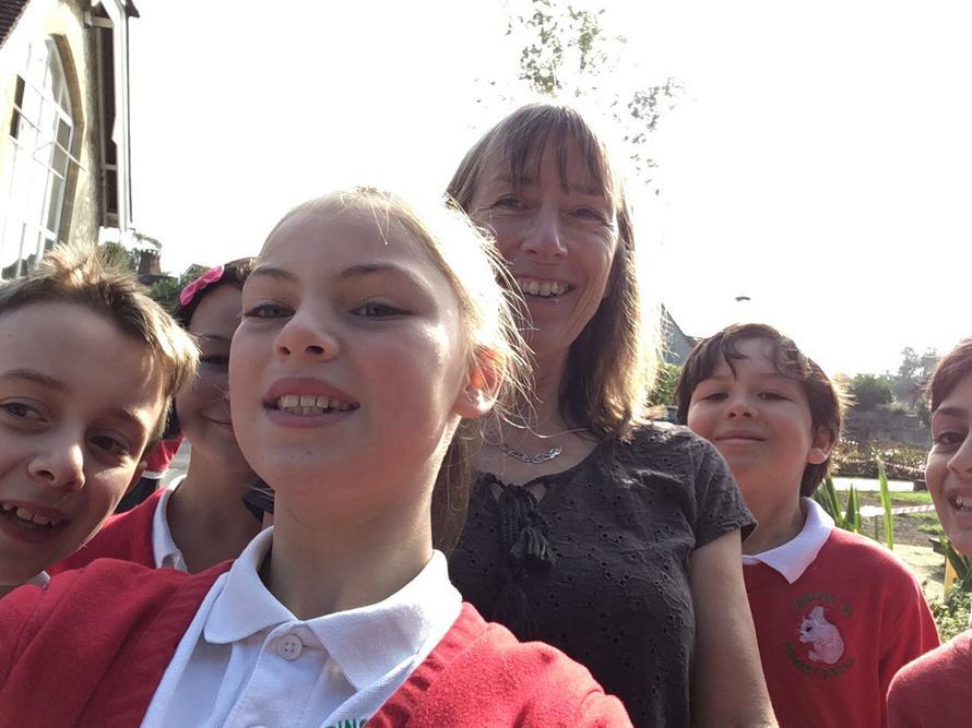 Mrs Burridge Y6 Teaching Assistant