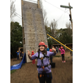 Made it, well done Alice!