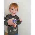 A Silver Blue Peter Badge Surprise!