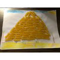 Oliver's Pasta Pyramid!