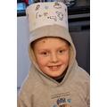 Bradley's Magic Hat!