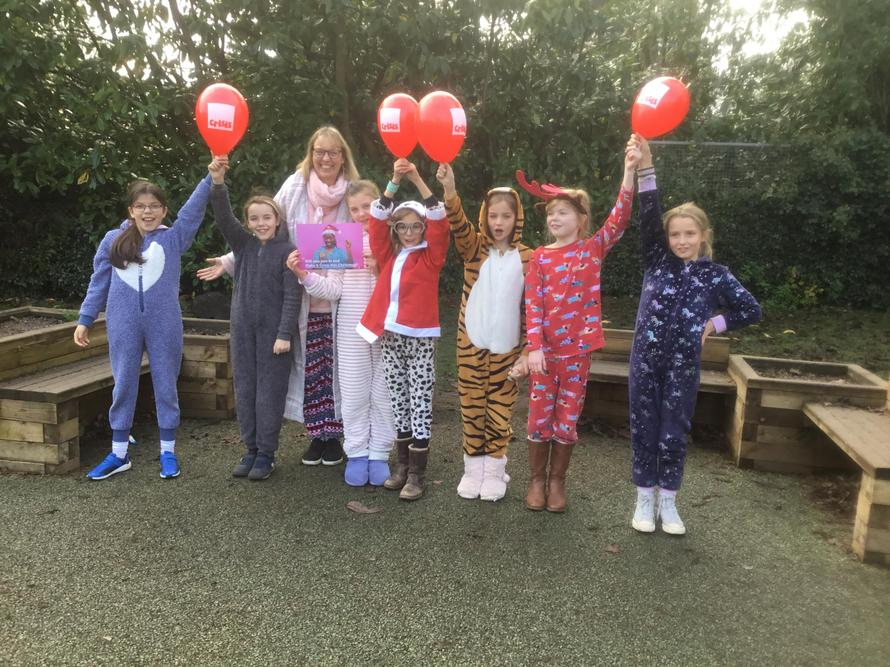 A lovely display of our PJs!