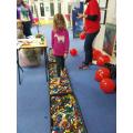 Walking the..Lego!