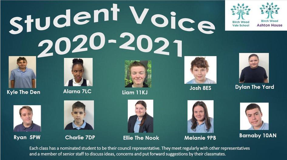 Student Voice 2020