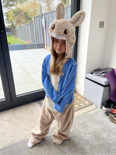 Lucia Peter Rabbit