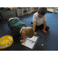 Recording the amount of coins we have.