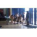 Drama club's performance
