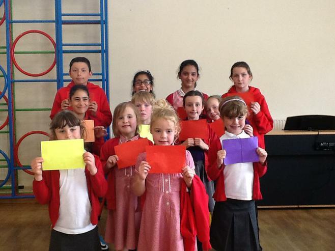 Our Class Dojo Winners.