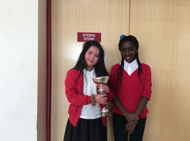 5W won the attendance cup with 98.67%