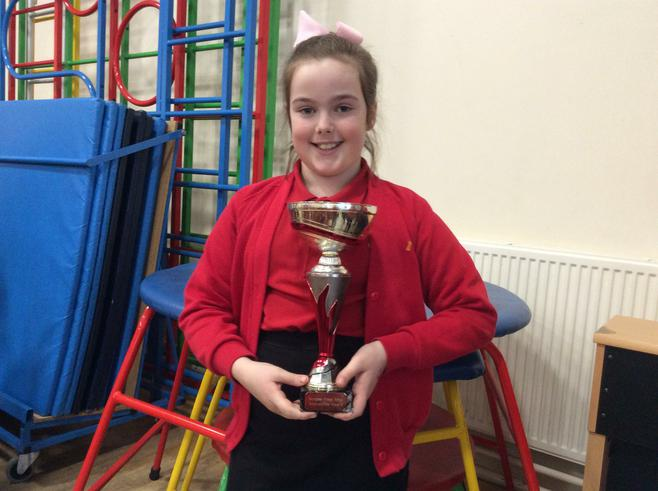 5J won the attendance cup with 99.33%