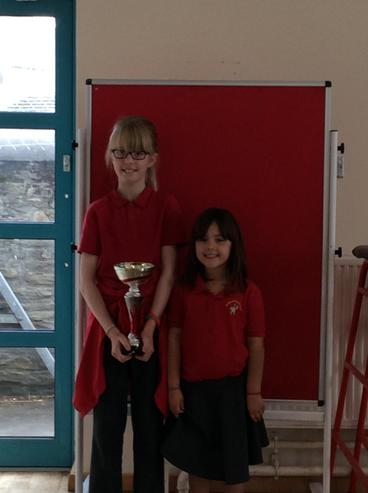 6V and 1W won the attendance cup with 100%
