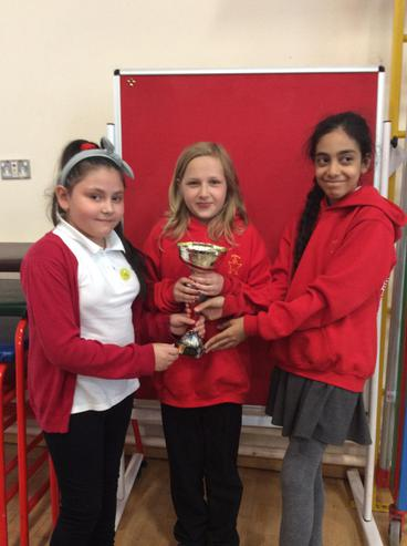 3H, 6H & 6V won the attendance cup with 100%