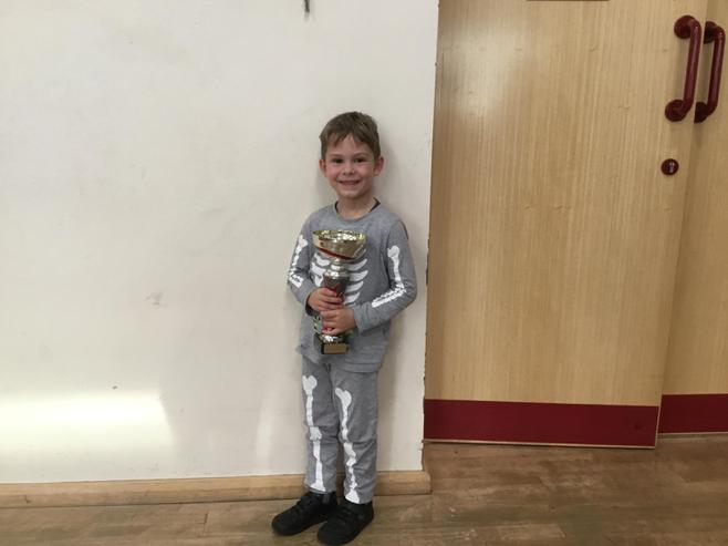 1C won the attendance cup with 99.67%