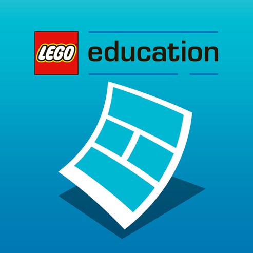 Lego Story Visualiser app