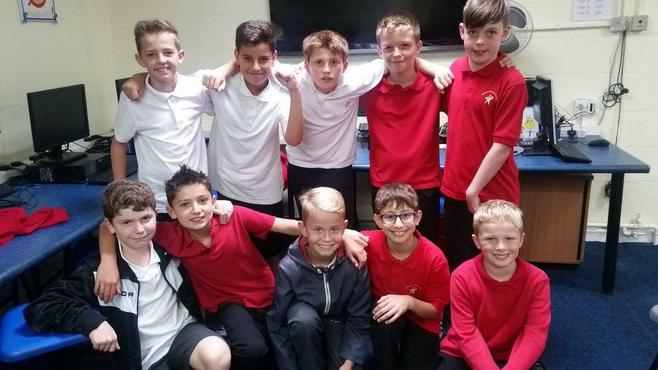 Birchgrove Boys Football Team