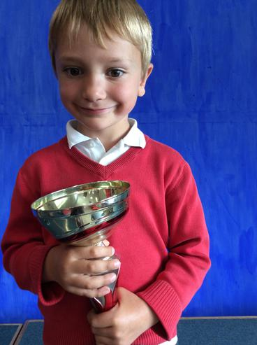 RJ won the attendance cup with 99.02%