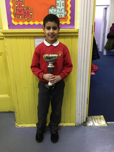 4J won the attendance cup with 99.33%