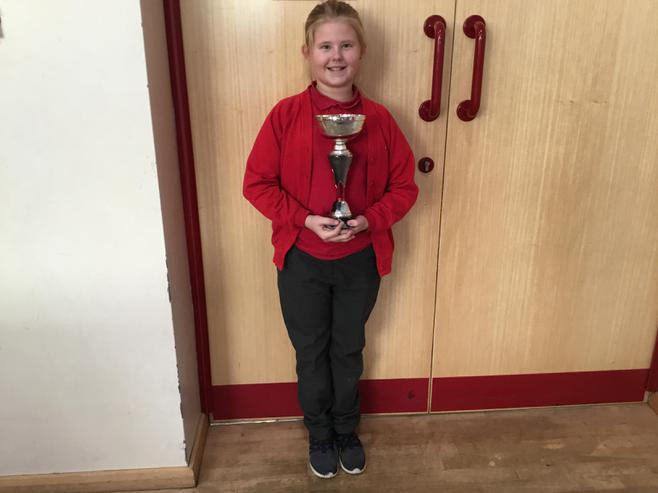 6H won the attendance cup with 100%