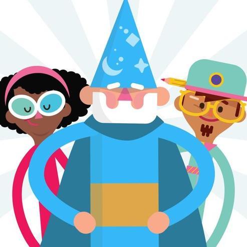 Wizard School app