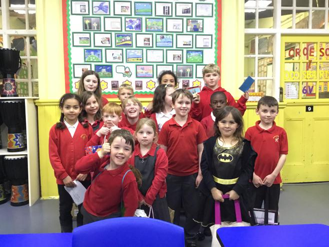 Our Class Winners.