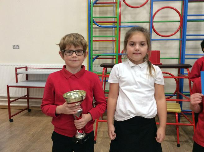 3H and 4RM won the attendance cup with 96.55%