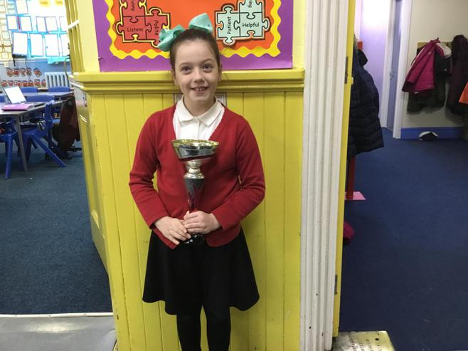 4J won the attendance cup with 100%