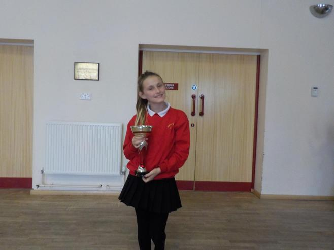 6V won the attendance cup with 99.67%