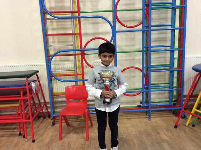 3H won the attendance cup.