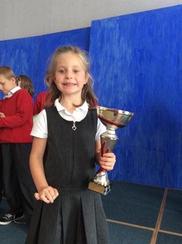 1B won the attendance cup with 100%