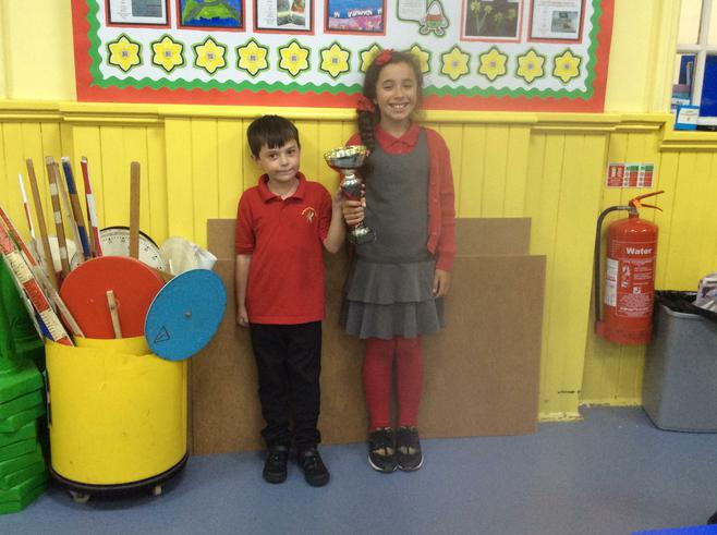 3O and 6H won the attendance cup.