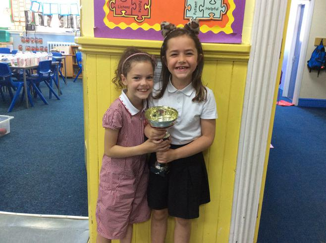 2D won the attendance cup.