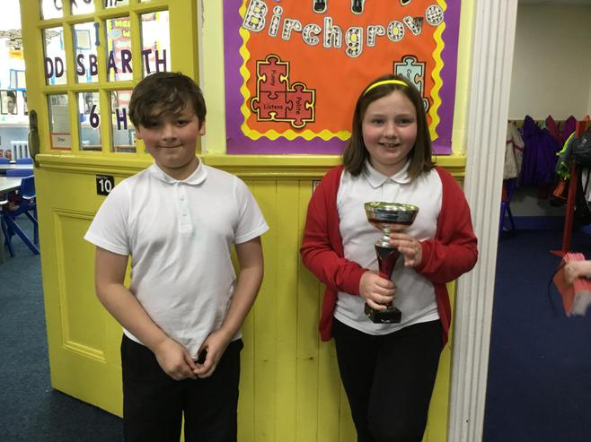 5W won the attendance cup with 100%
