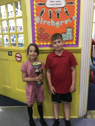 3O and 4RM won the attendance cup with 100%