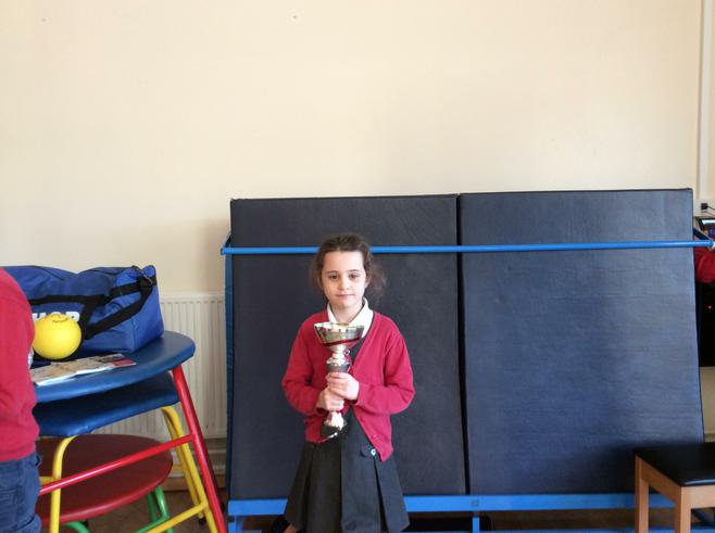 3W won the attendance cup with 99.33%