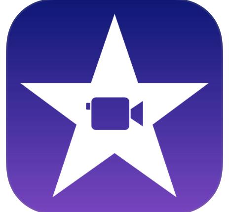 iMovie app