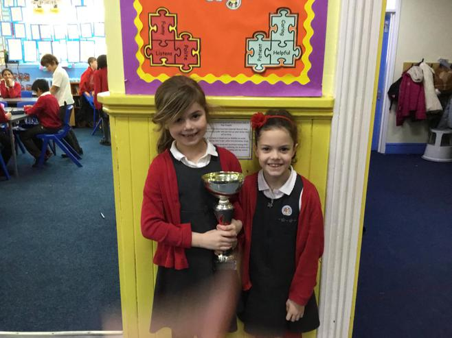2D won the attendance cup with 100%