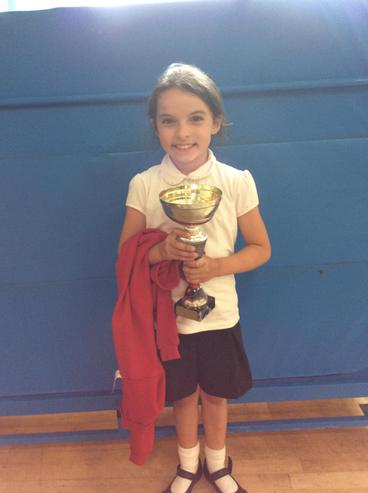 3W won the attendance cup.