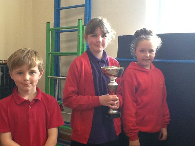 3H, 4RM, & 6V won the attendance cup with 100%