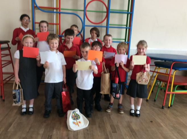 Our Class Achievers.